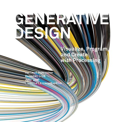 Competition: five copies of Generative Design to be won