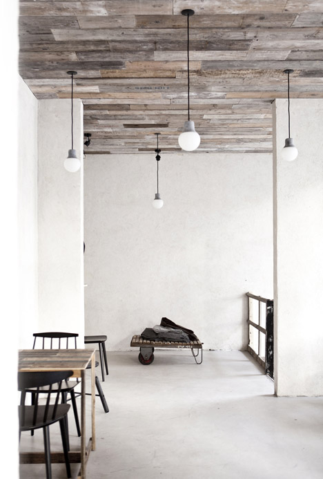 Höst Restaurant by Norm Architects