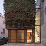 House in Lisbon by Luís and Tiago Rebelo de Andrade and Manuel Cachão Tojal