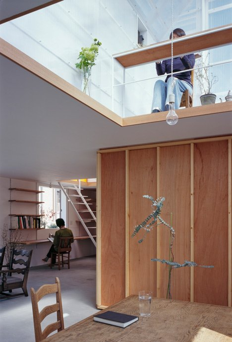 House in Yamasaki by Tato Architects