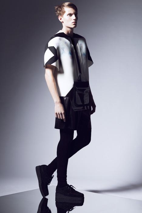 Interieur 2012 uniforms by Damien Frederiksen Ravn