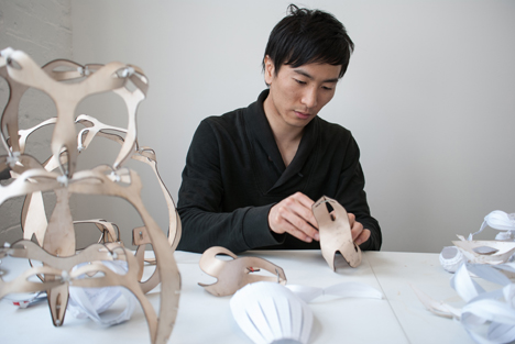 Lawrence Lek at Designers in Residence