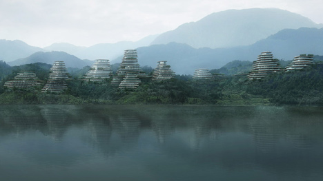 MAD unveils Huangshan Mountain Village