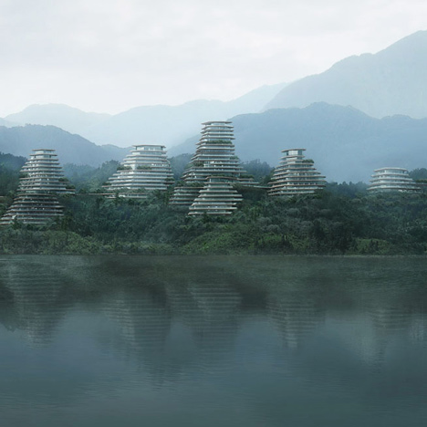 dezeen_MAD unveils Huangshan Mountain Village_sq_2