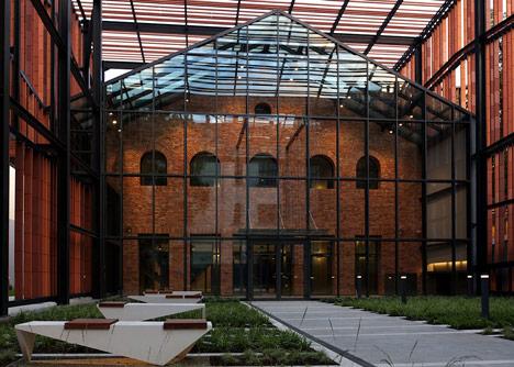 Małopolska Garden of Arts by Ingarden & Ewy