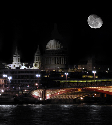 Man Made Moon by Sam Jacob