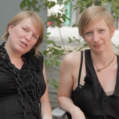 Interview: Margriet Vollenberg and Margo Koning