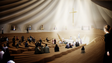 Miami Chapel by FREE