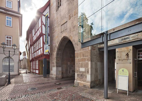 Museum of Historical Marksmanship by Gnädinger Architekten