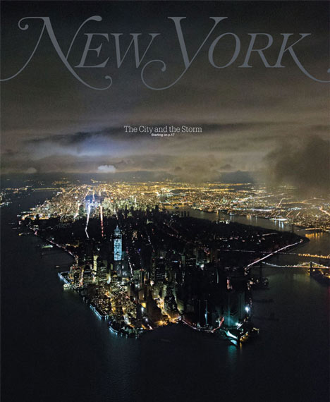 New York after the storm by Iwan Baan