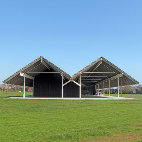 Parrish Art Museum by<br /> Herzog & de Meuron