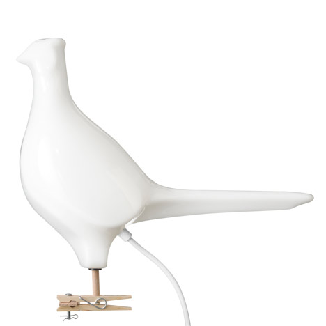 Pheasant Light by Ed Carpenter for Theo