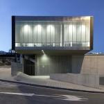 Police Station in Xixona by Daniel Martí and Natàlia Ferrer