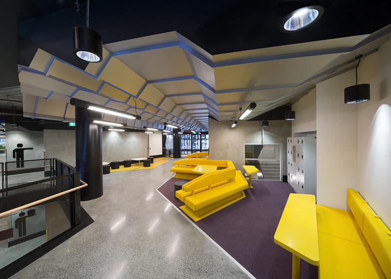 RMIT University Swanston Academic Building By Lyons