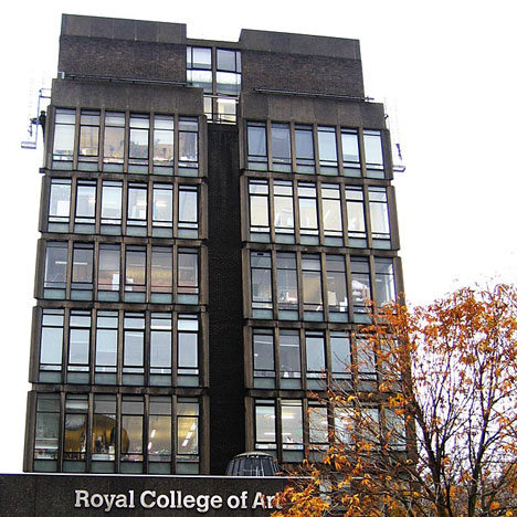 Royal College Of Art Risks Becoming A Chinese Finishing School