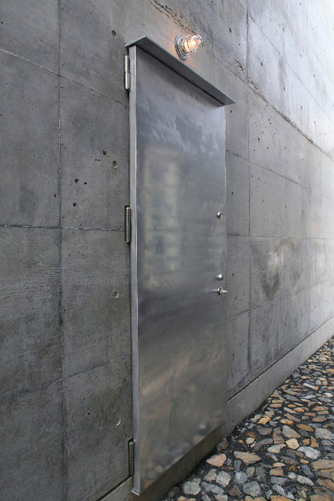 Ryusenji House by Tomoaki Uno Architects