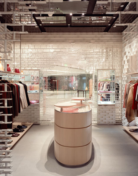 Shang Xia Beijing Store by Kengo Kuma and Associates
