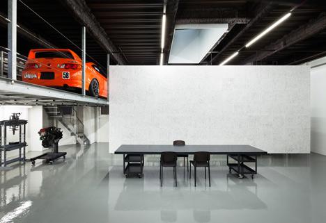 Speedshop Type One by Torafu Architects