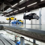Speedshop Type One by Torafu Architects