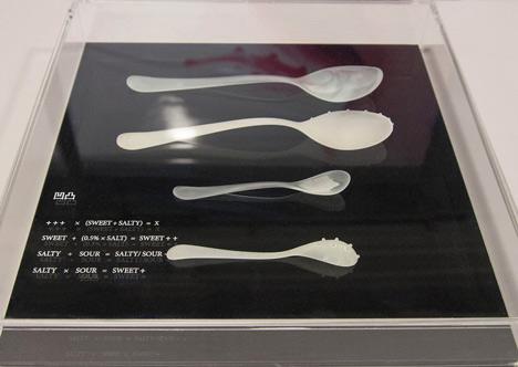 Tableware as Sensorial Stimuli by Jinhyun Jeon
