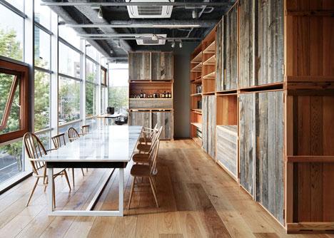 Takeo Kikuchi Shibuya by Schemata Architects