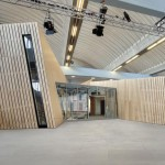 The Academy of the Jewish Museum Berlin by Daniel Libeskind