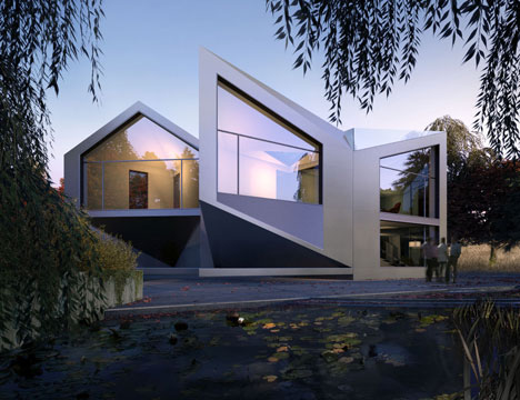 the dynamic d haus by the d haus company