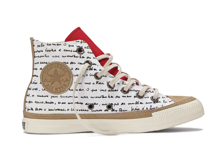 42937bb674bf87 Oscar Niemeyer shoes for Converse