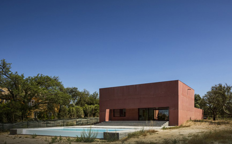 Three Courtyards House by Miguel Marcelino