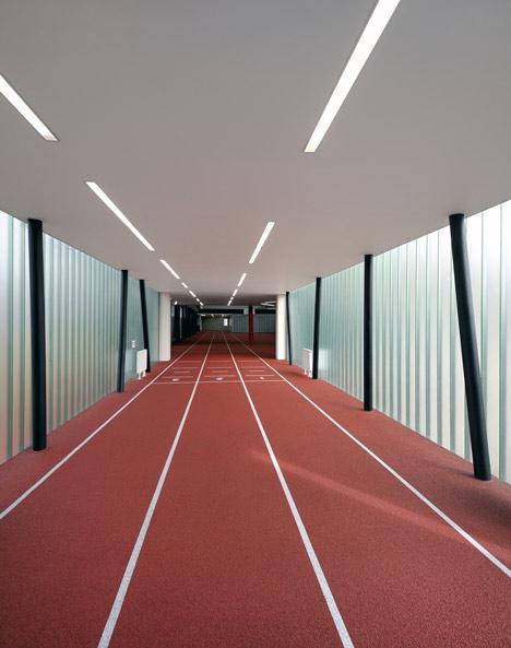 Tyršův Stadion by QARTA Architektura