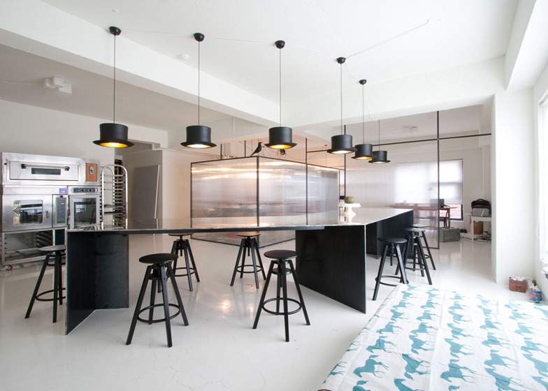 Una's Kitchen Bakery By Nordic Bros Design Community Interesting Bakery Kitchen Design