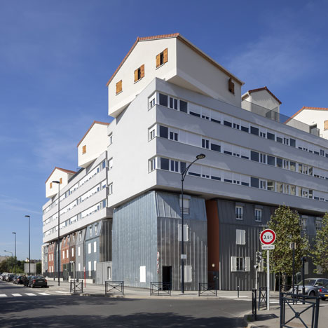 Urban Collage by Maison Edouard Francois