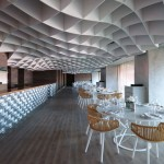 Vammos Restaurant by LM Architects