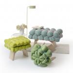 Zieharsofika upholstery by Meike Harde
