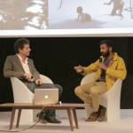 Asif Khan at Dezeen Live