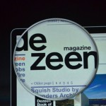 Dezeen in MacBook Pro launch