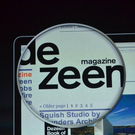 Dezeen's year: our highlights of 2012