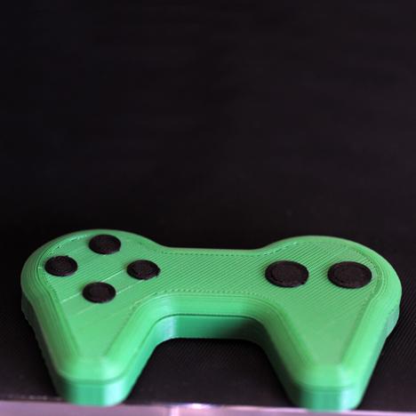 3D-printed gaming controller