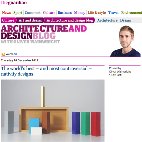 Guardian Architecture and Design Blog