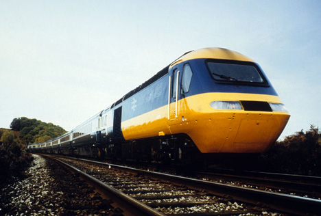 InterCity 125 by Kenneth Grange