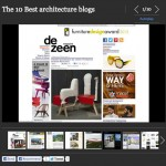 Dezeen number one in The Independent's 10 best architecture blogs