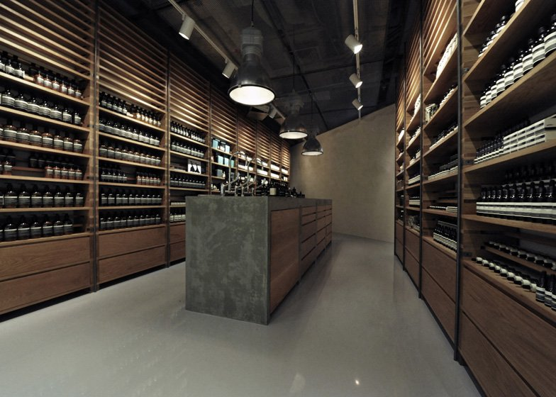Aesop Cityplaza, Hong Kong by Cheungvogl