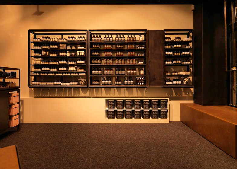 Aesop Collins Street, Melbourne, by Kerstin Thompson Architects