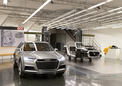 Audi Announces New Car Design Strategy