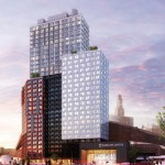 World's tallest modular building breaks ground in New York