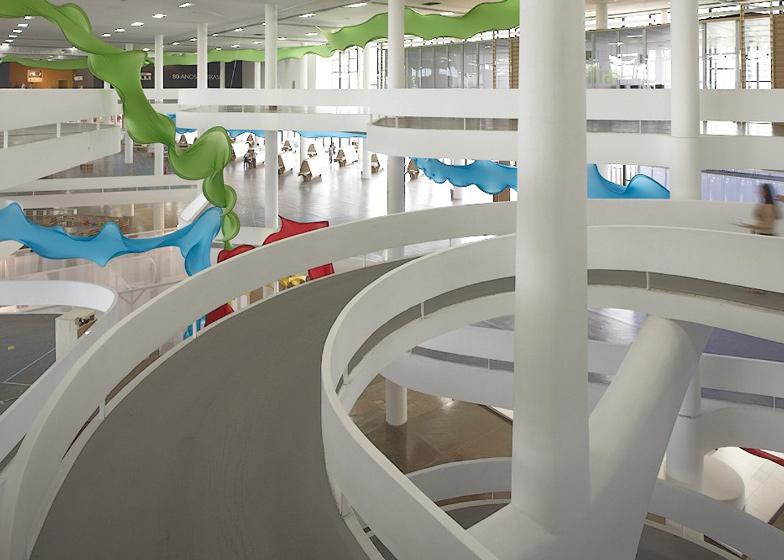 Biennial Pavilion in São Paulo