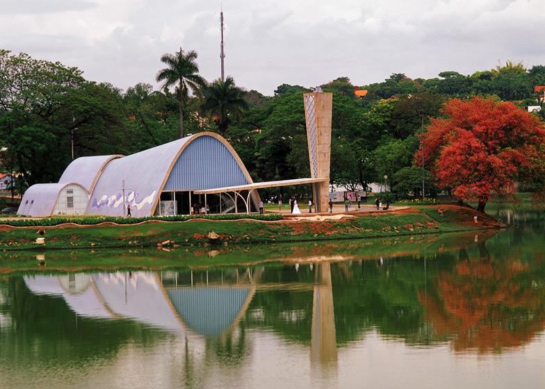 Church of Saint Francis of Assisi in Belo Horizonte