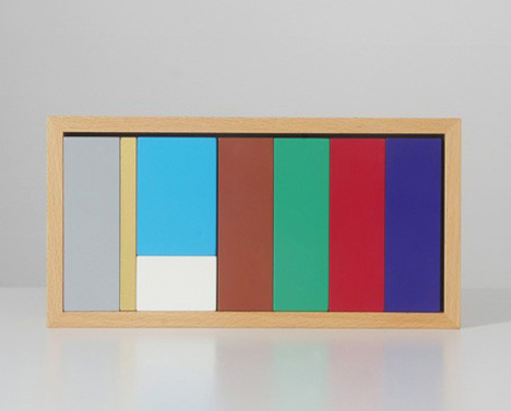 Colour Nativity by Sebastian Bergne