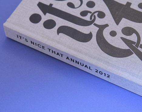 Competition: three copies of the It's Nice That Annual to give away