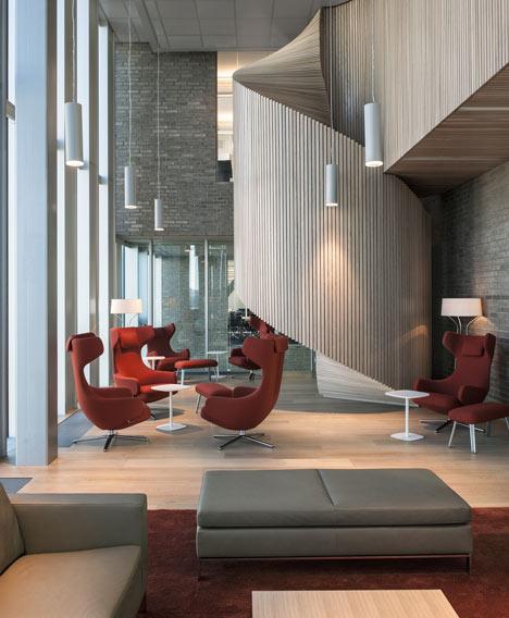 DNB Bank Headquarters by MVRDV